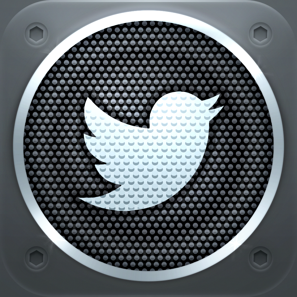 Twitter #music by Twitter, Inc. icon